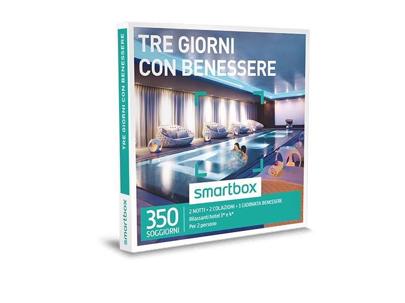 cofanetto regalo tre giorni con benessere - smartbox - Soggiorno Originale Regalbox 2