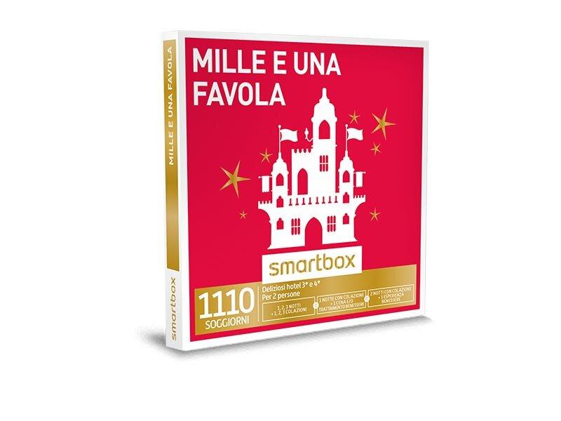 Top Cofanetto regalo Mille e una favola - Smartbox SQ79