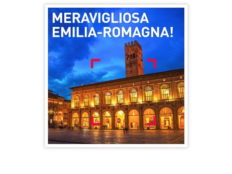 Meravigliosa Emilia-Romagna!