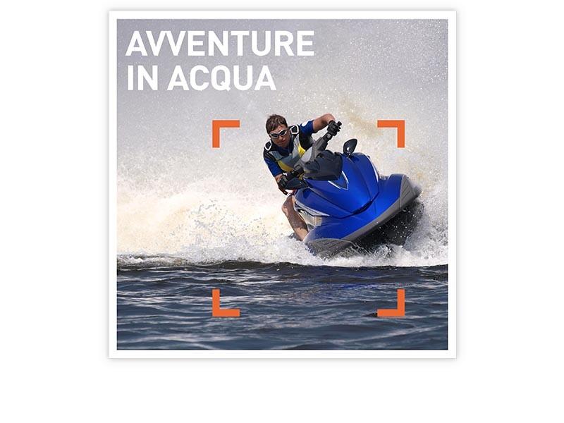 Avventure in acqua