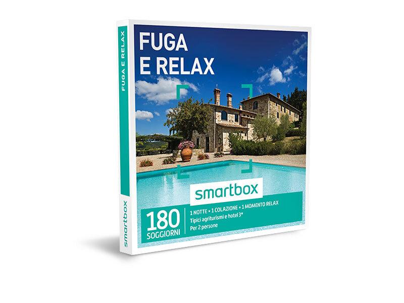 Cofanetti regalo benessere smartbox cofanetti regalo for Regalo soggiorno
