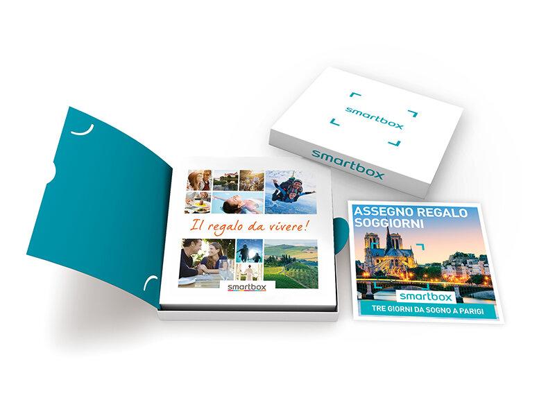 Tre giorni da sogno a Parigi - Soggiorni - Nostri Smartbox