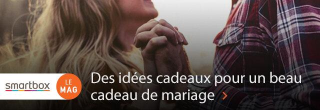 Idées cadeaux de mariage