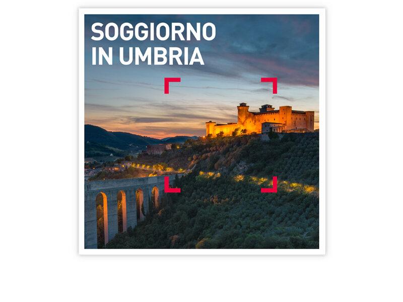 Cofanetto regalo - Soggiorno in Umbria - Smartbox
