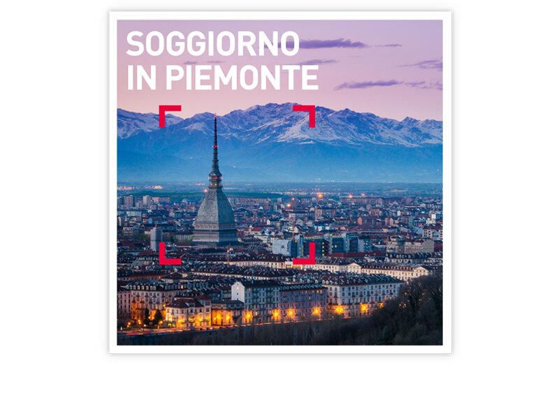 Cofanetto regalo - Soggiorno in Piemonte - Smartbox