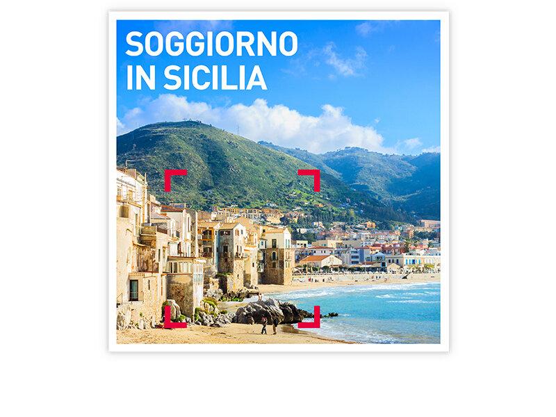 Cofanetto regalo - Soggiorno in Sicilia - Smartbox