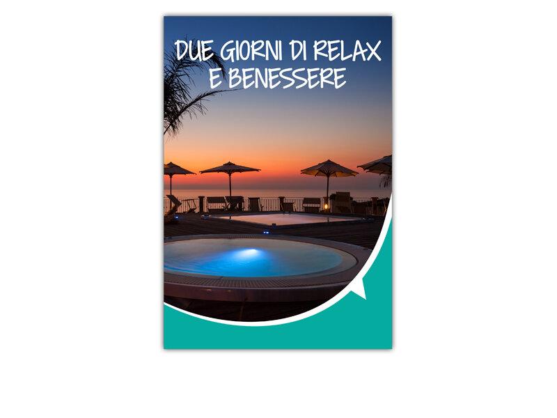 Cofanetto regalo - Due giorni di relax e benessere - Emozione3