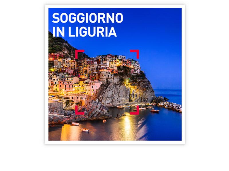 Cofanetti regalo liguria smartbox for Cofanetti soggiorno