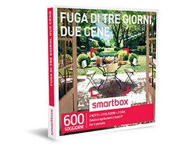 Cofanetti regalo Soggiorni e weekend - Smartbox