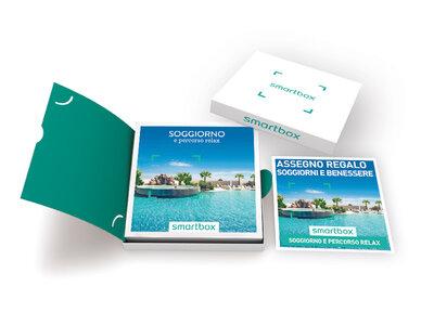 Cofanetto regalo - Soggiorno e percorso relax - Smartbox