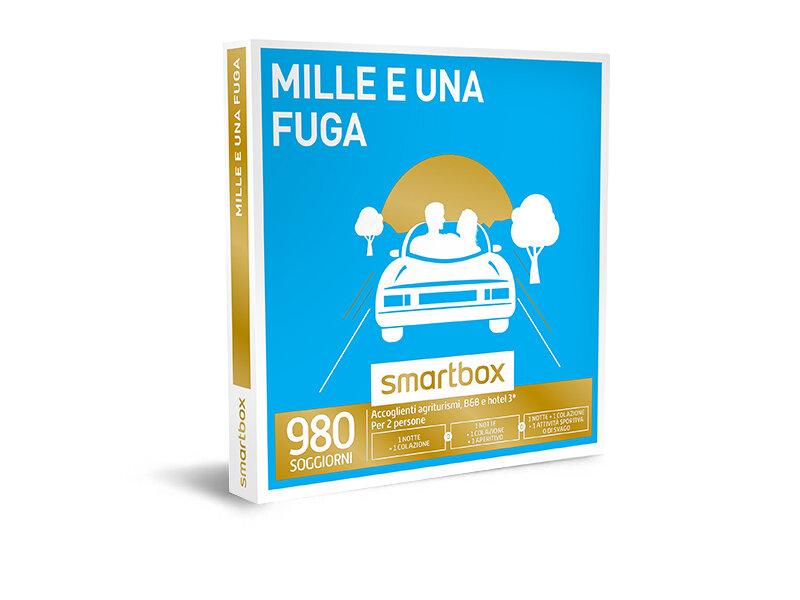 Cofanetto regalo - Mille e una fuga - Smartbox