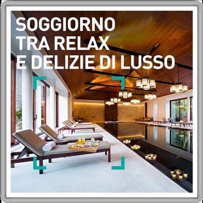 Pacchetti spa e terme smartbox for Soggiorno terme