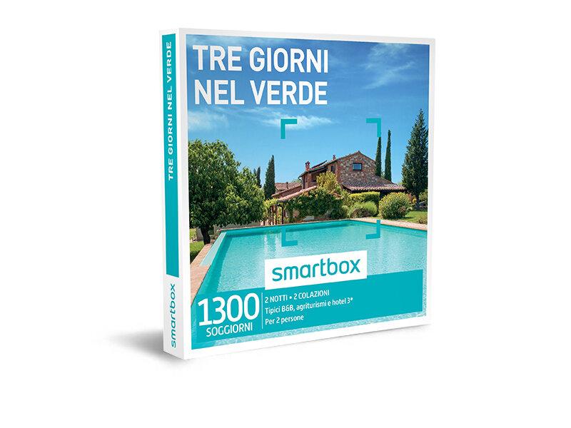 Cofanetto regalo - Tre giorni nel verde - Smartbox