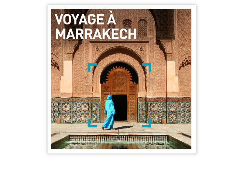 coffret cadeau voyage marrakech smartbox. Black Bedroom Furniture Sets. Home Design Ideas