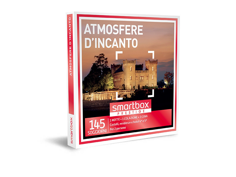Cofanetto regalo - Atmosfere d\'incanto - Smartbox