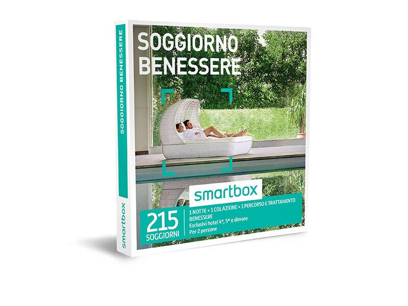 Cofanetto regalo - Soggiorno benessere - Smartbox