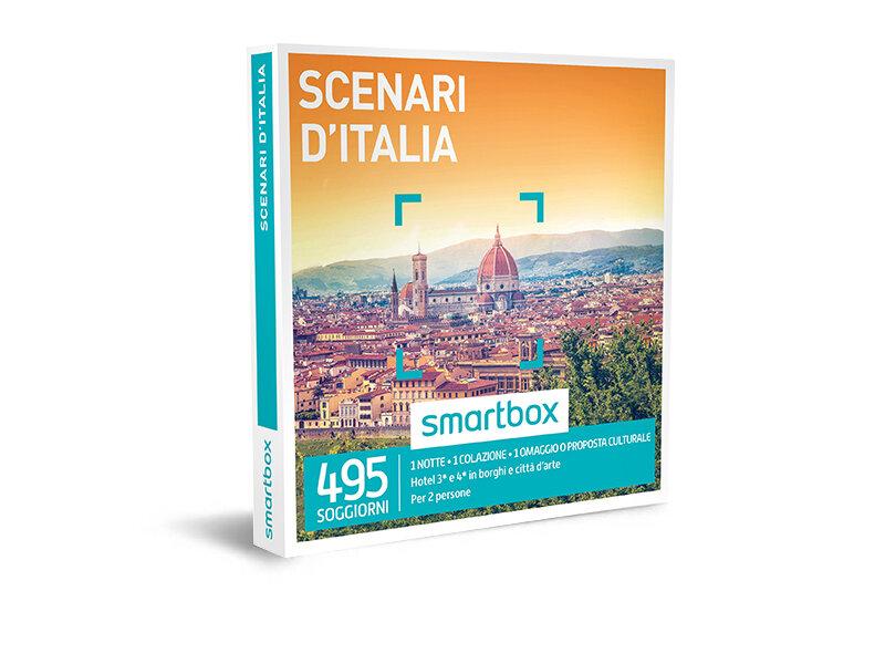 Cofanetto regalo - Scenari d\'Italia - Smartbox