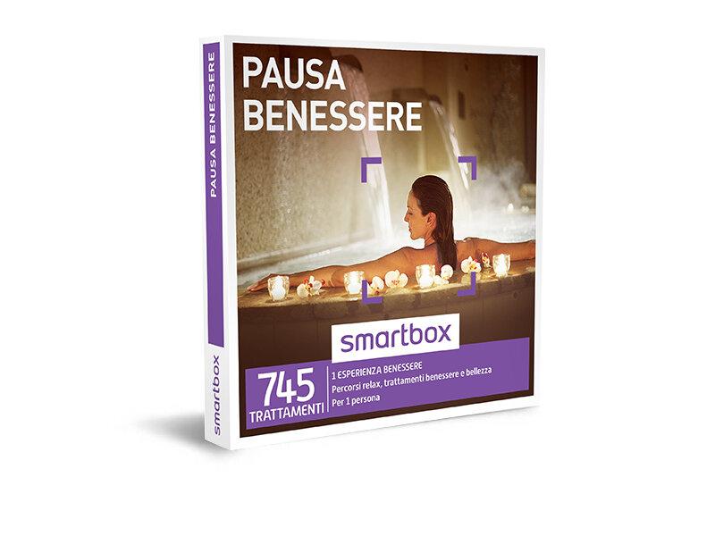 Cofanetto regalo - Pausa benessere - Smartbox