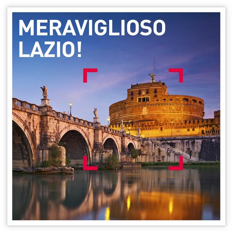 Meraviglioso Lazio!