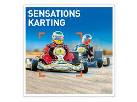 coffret cadeau conduite de kart karting smartbox. Black Bedroom Furniture Sets. Home Design Ideas