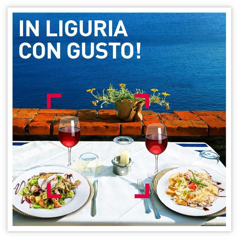 In Liguria con gusto!