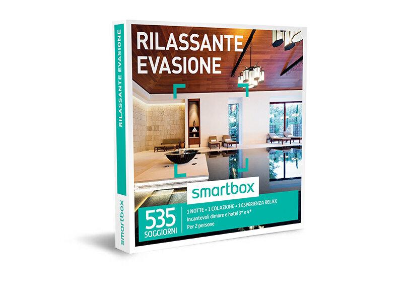 Cofanetto regalo - Rilassante evasione - Smartbox