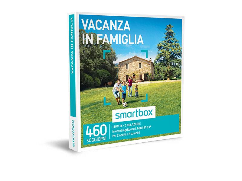 Cofanetto regalo - Vacanza in famiglia - Smartbox