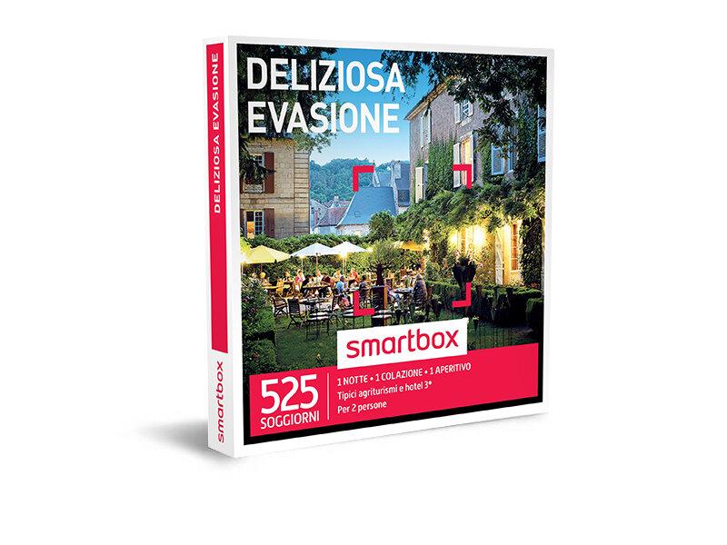 Cofanetto regalo - Deliziosa evasione - Smartbox