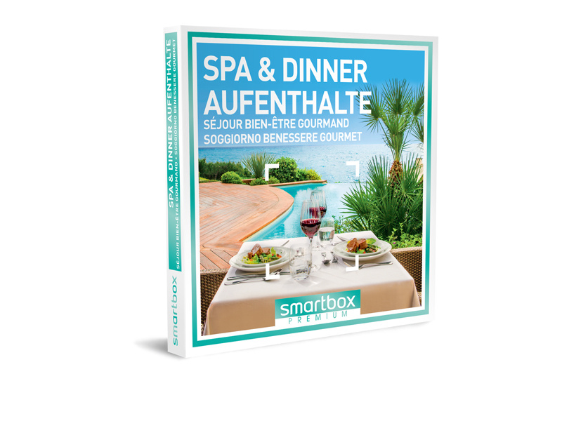 Cofanetto regalo Soggiorno Benessere Gourmet - Smartbox