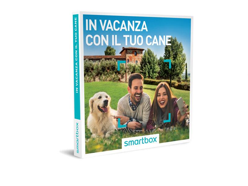 Cofanetto regalo - In vacanza con il tuo cane - Smartbox
