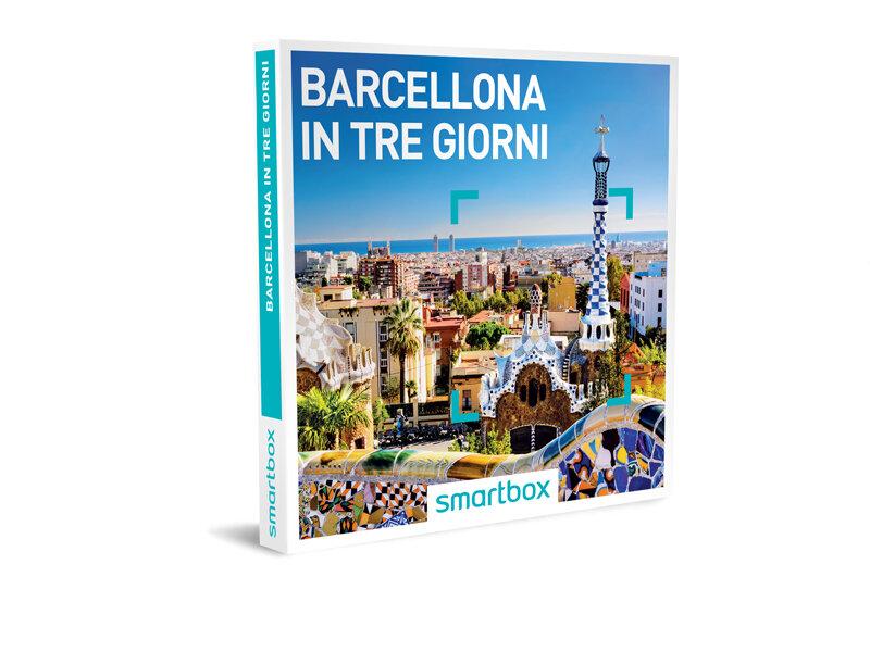Cofanetto regalo - Barcellona in tre giorni - Smartbox