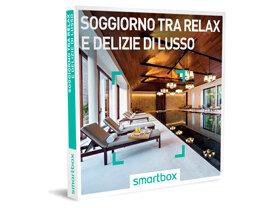Idee regalo per meravigliosi soggiorni benessere - Smartbox