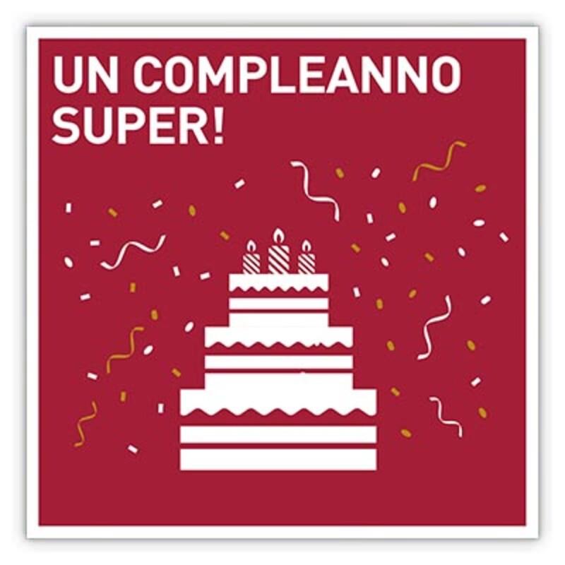 Un compleanno super!