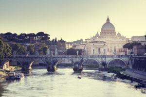 Partir en amoureux en weekend à Rome