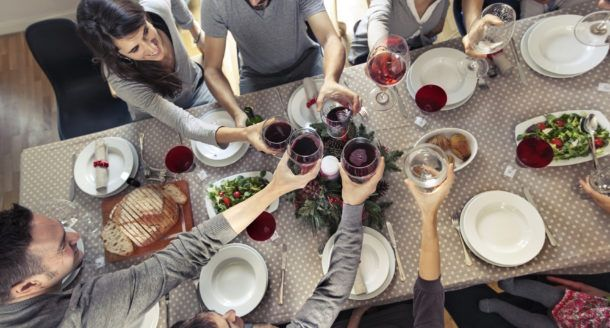 Quatre idées de recettes pour un repas de Noël au top