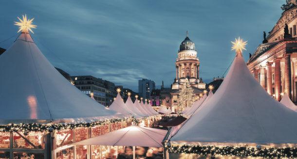 Le tour d'Europe des plus beaux marchés de Noël
