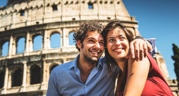 Week-end en Italie:où partir en amoureux?