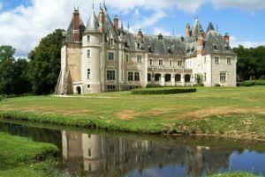weekend dans un château