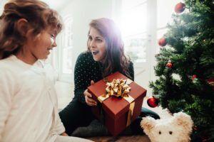 cadeaux de Noël pour mère