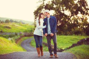 weekend amoureux à la ferme