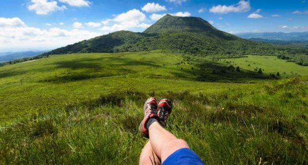 Zoom sur les volcans d'Auvergne, parfaits pour de belles randonnées !