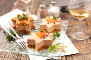Accors mets et vins foie gras