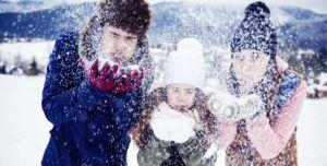ou partir en vacances en famille en hiver