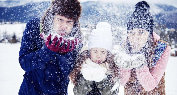 Les meilleures idées vacances pour partir en famille cet hiver