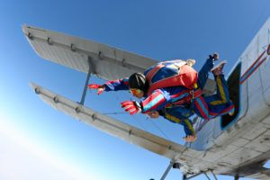 bapteme saut parachute