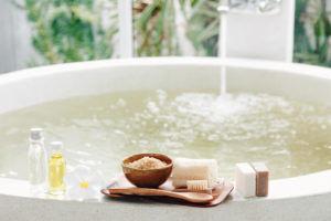 sel de bain relaxant