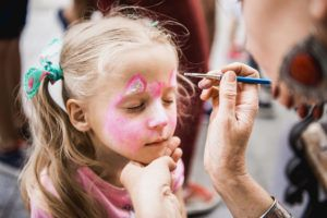 carnaval dunkerque maquillage