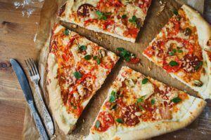 pizza recette