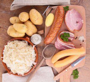 recette choucroute traditionnelle