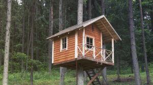 weekend cabane dans les arbres